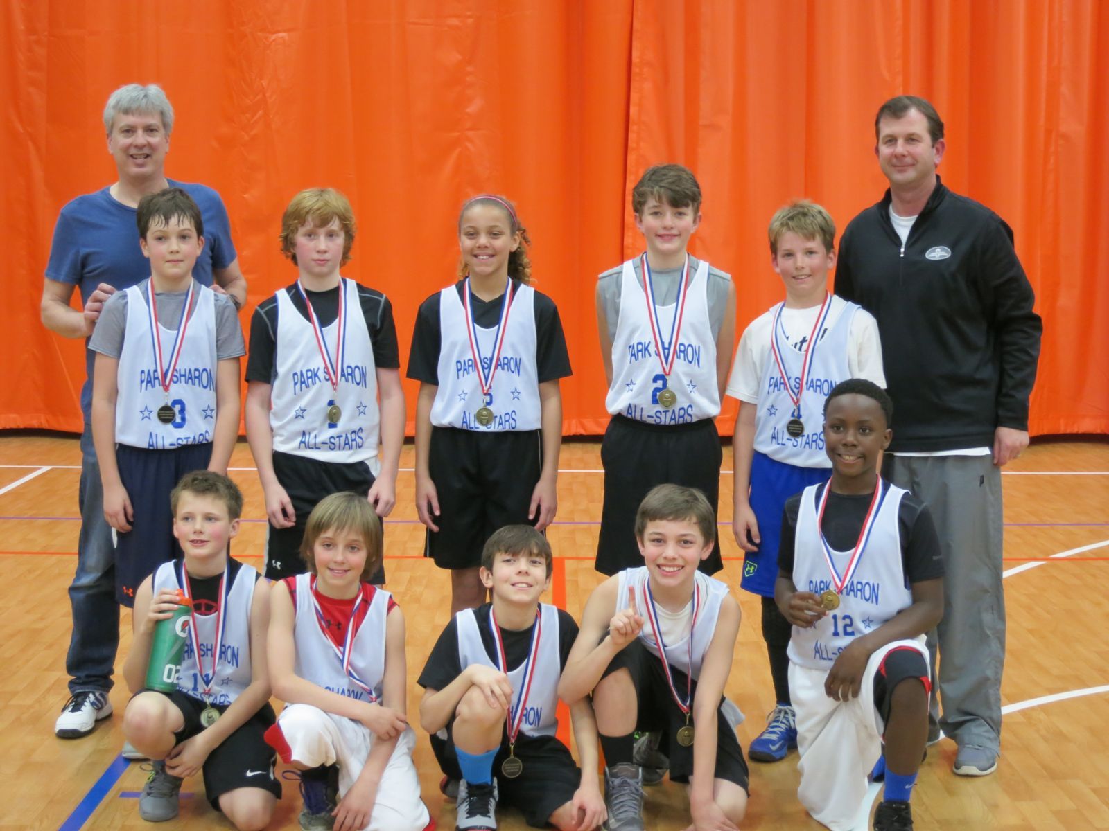 2013 PSAA 10U All Star Champs